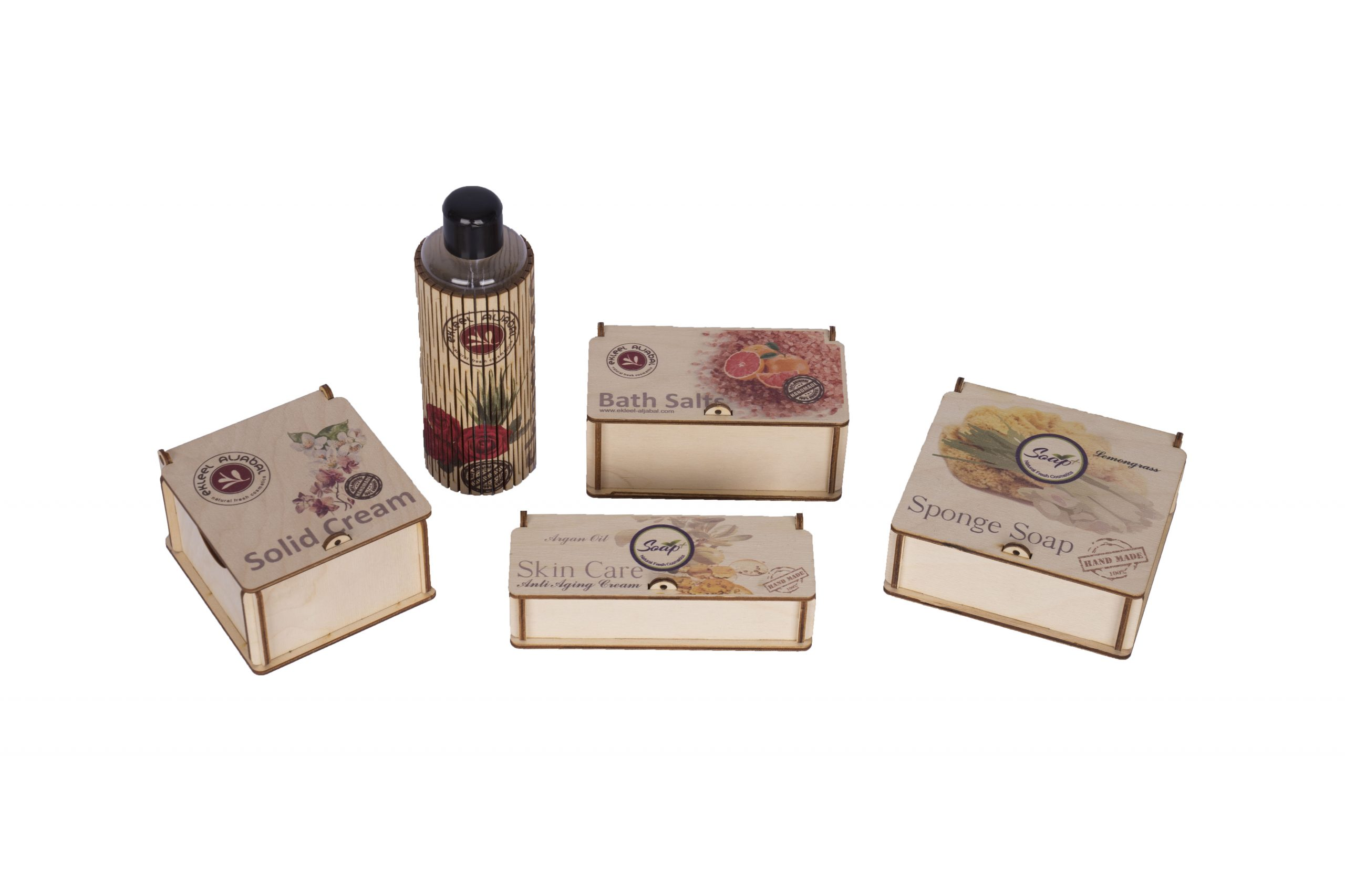 Wooden Product Packaging